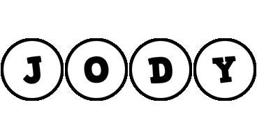 Jody handy logo