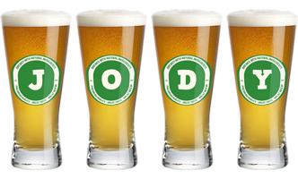 Jody lager logo