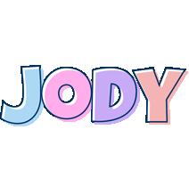 Jody pastel logo