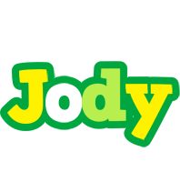 Jody soccer logo