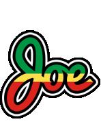 Joe african logo