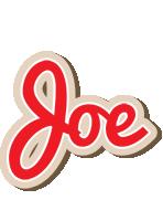 Joe chocolate logo