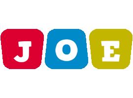Joe daycare logo