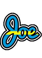 Joe sweden logo