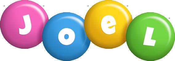 Joel candy logo