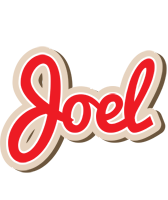 Joel chocolate logo