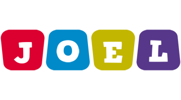 Joel daycare logo