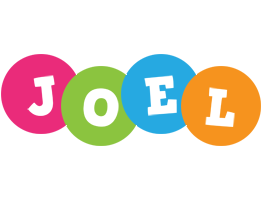 Joel friends logo