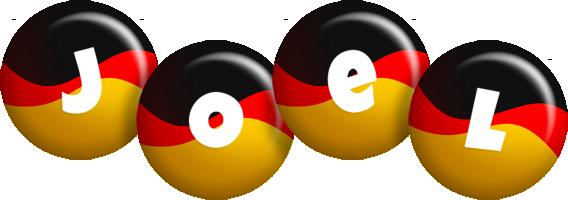 Joel german logo