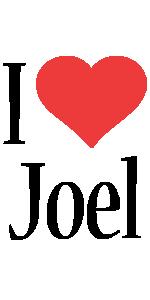 Joel i-love logo