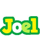 Joel soccer logo