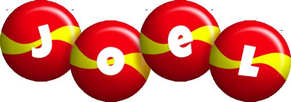 Joel spain logo