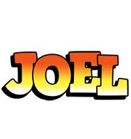 Joel sunset logo