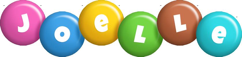 Joelle candy logo