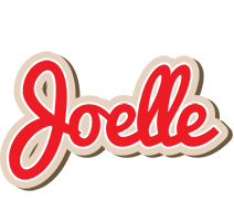 Joelle chocolate logo