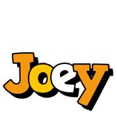 Joey cartoon logo