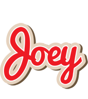 Joey chocolate logo
