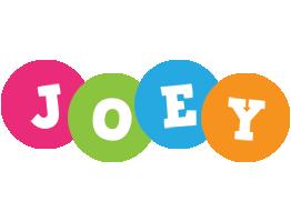 Joey friends logo