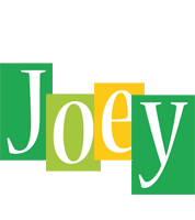 Joey lemonade logo