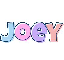 Joey pastel logo