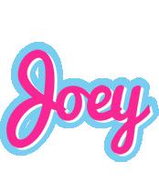 Joey popstar logo