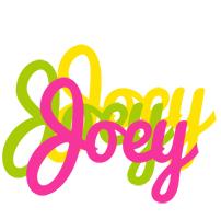 Joey sweets logo