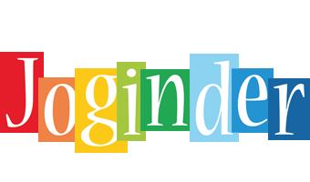 Joginder colors logo