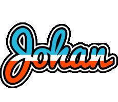 Johan america logo