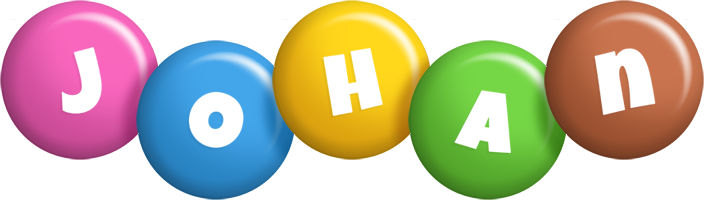 Johan candy logo