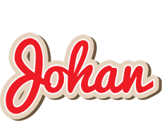 Johan chocolate logo