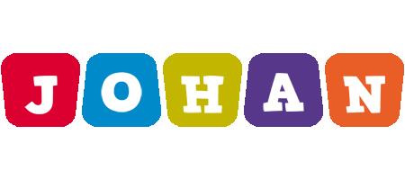 Johan daycare logo
