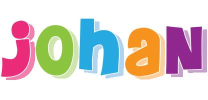 Johan friday logo