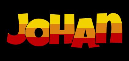 Johan jungle logo