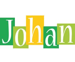 Johan lemonade logo