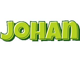Johan summer logo