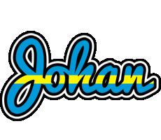 Johan sweden logo