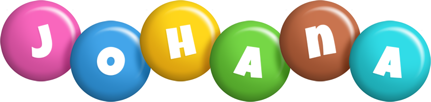 Johana candy logo