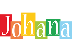Johana colors logo