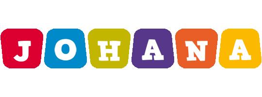 Johana daycare logo