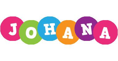 Johana friends logo