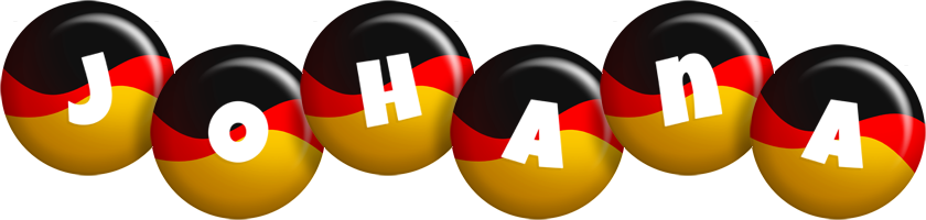 Johana german logo