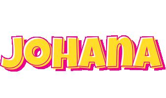Johana kaboom logo