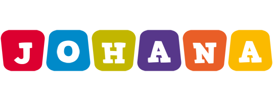 Johana kiddo logo