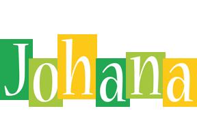 Johana lemonade logo