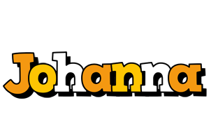 Johanna cartoon logo