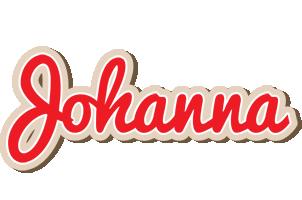 Johanna chocolate logo