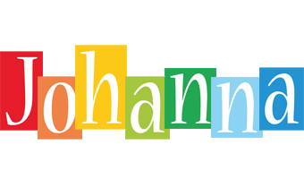 Johanna colors logo