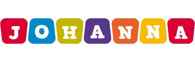 Johanna daycare logo