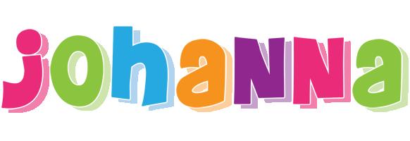 Johanna friday logo