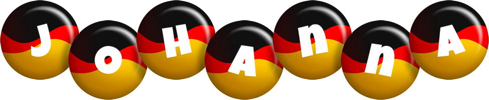 Johanna german logo